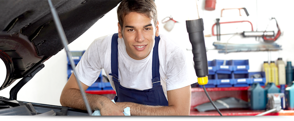 Auto repair mechanic, auto shop, car repair service
